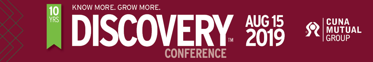 CUNA Mutual Group's 2019 Discovery Conference