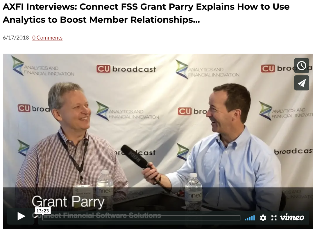 Connect FSS's Grant Parry
